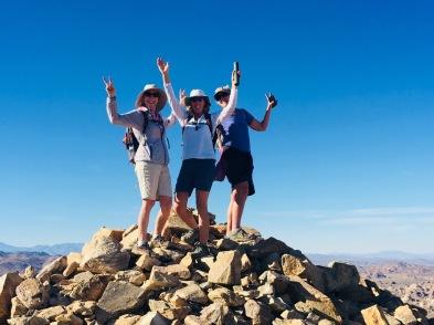 Top of Mt. Ryan